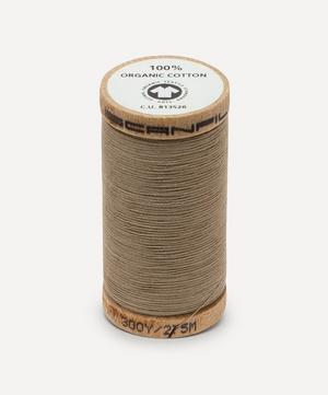 Mid-Beige Organic Cotton Thread