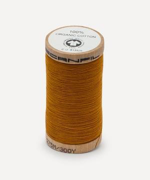 Burnt Orange Organic Cotton Thread