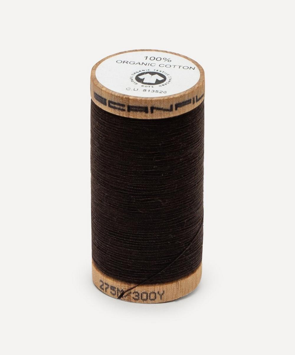 Scanfil - Very Dark Brown Organic Cotton Thread