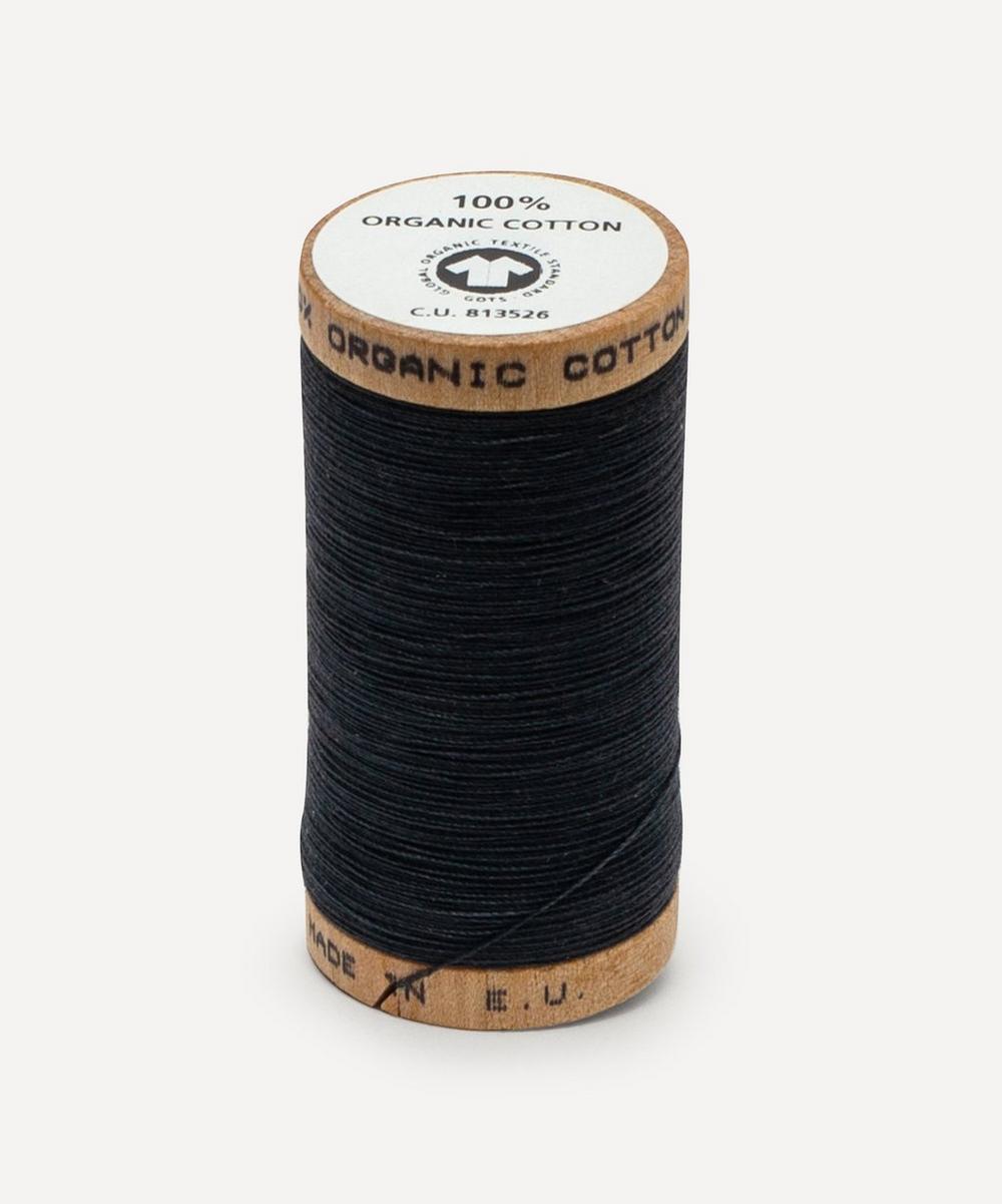 Scanfil - Dark Grey Organic Cotton Thread