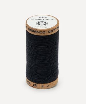 Dark Grey Organic Cotton Thread