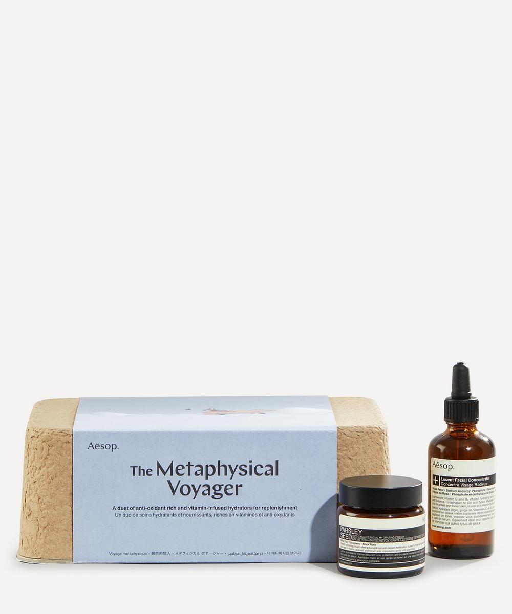 Aesop - The Metaphysical Voyager Hydrating Antioxidant Gift Kit