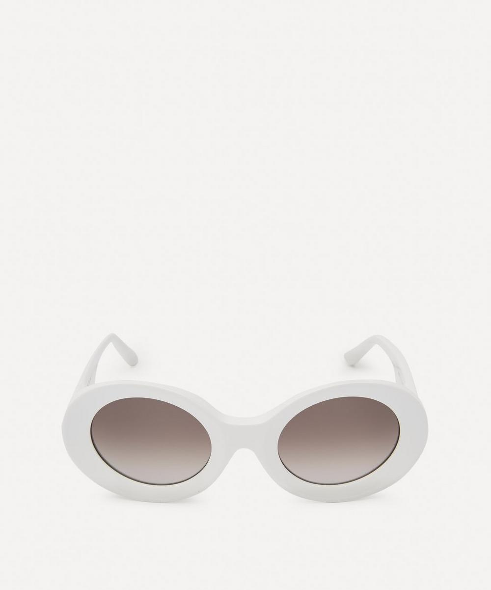 Marni - Acetate Show Round Sunglasses