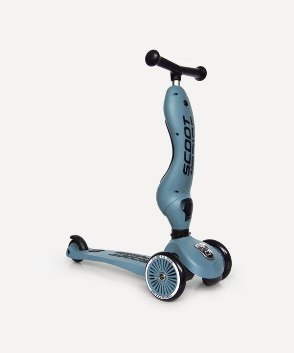 Scoot & Ride - Highwaykick 1 Kickboard Scooter with Seat