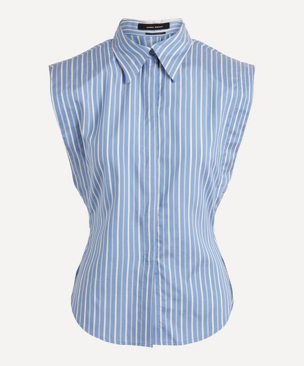 Isabel Marant - Enza Sleeveless Shirt