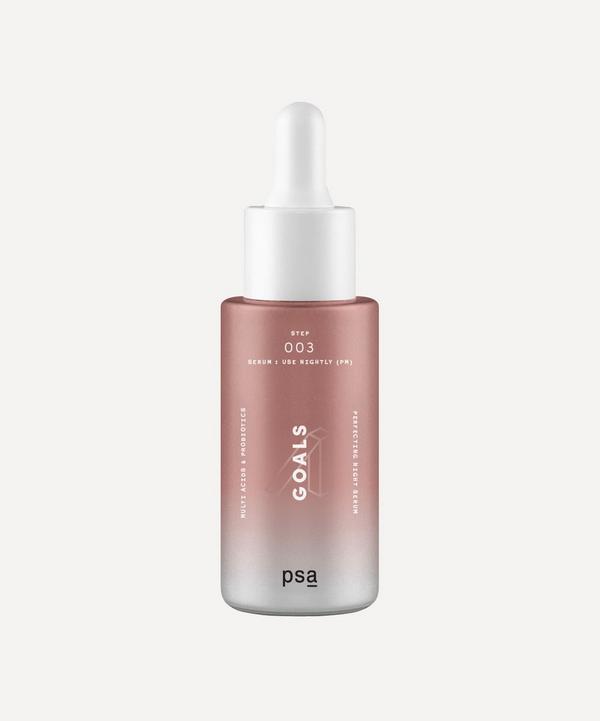 PSA Skin - GOALS: Multi-Acids & Probiotics Perfecting Night Serum 30ml