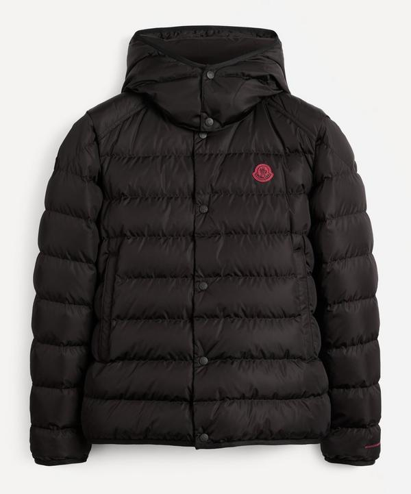 Moncler - Exclusive Born To Protect Dabos Recycled Nylon Snap Front Padded Jacket