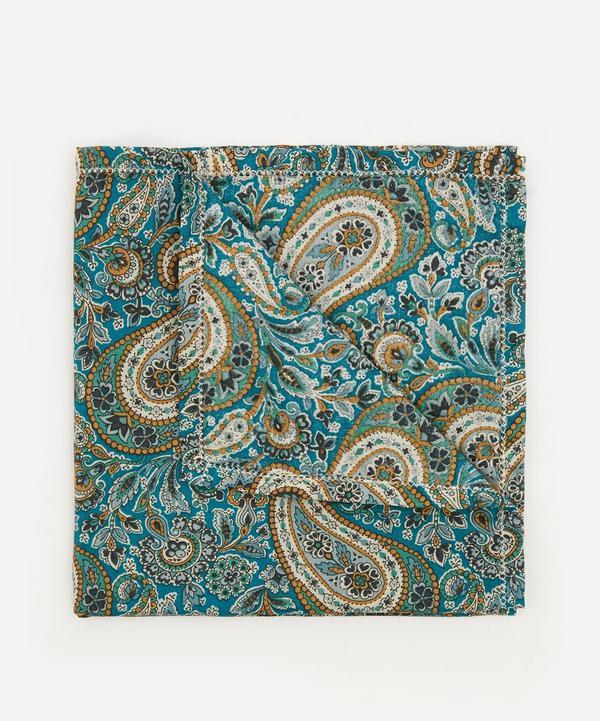 Liberty London - Lee Manor Small Cotton Handkerchief