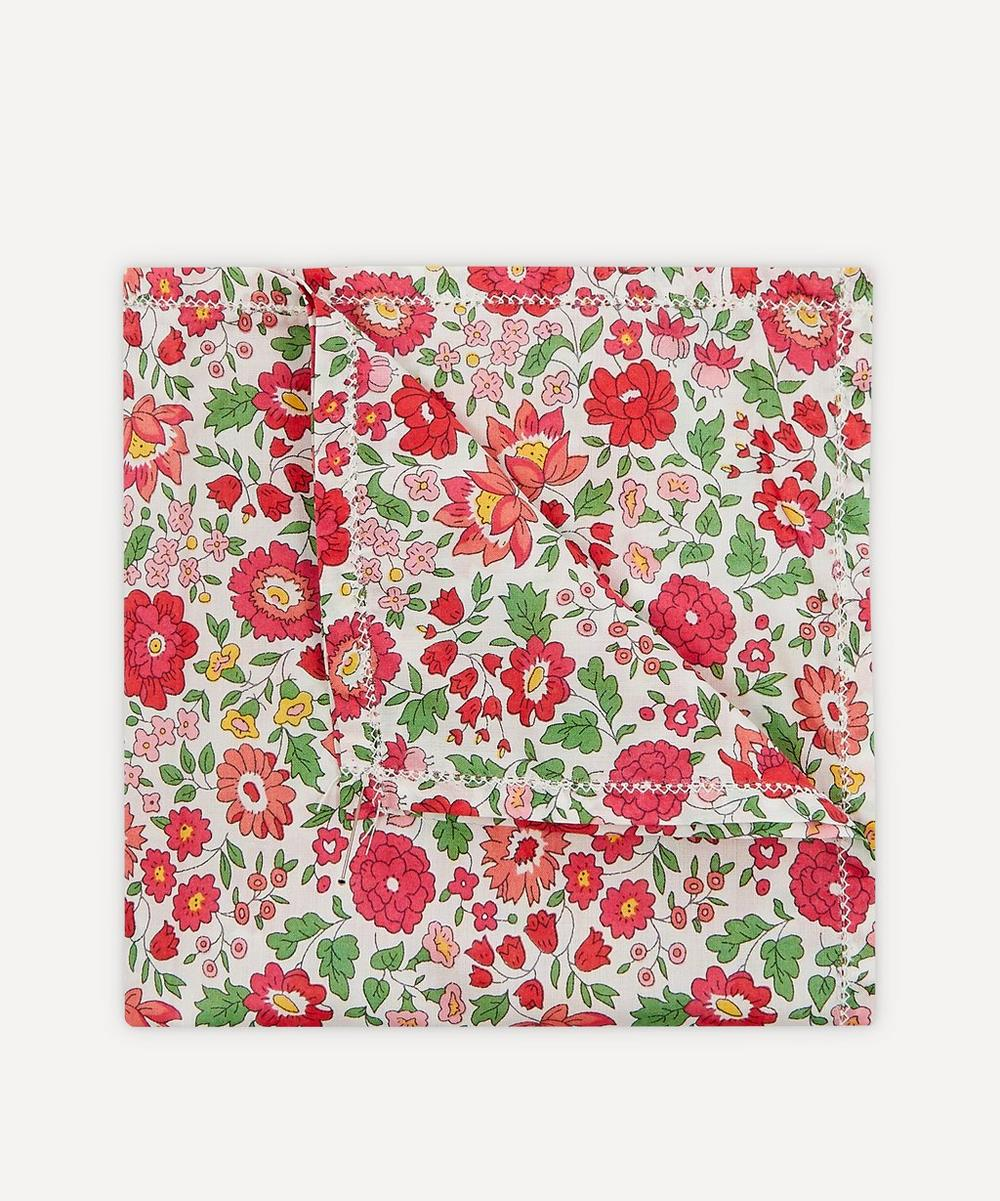 Liberty - D'Anjo Small Cotton Handkerchief