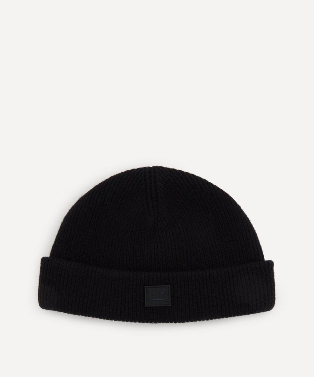 Acne Studios - Rib Knit Beanie Hat