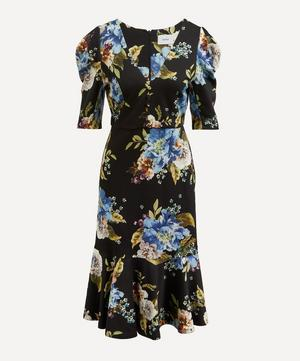 Ottavia Carnation Bouquet Dress