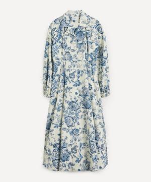 Kendrick Toile de Jouy Cotton-Poplin Midi Dress