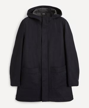Tony Wool Parka Coat