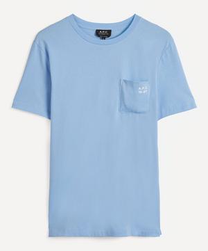Andrew Vintage Logo Oversized Cotton T-Shirt
