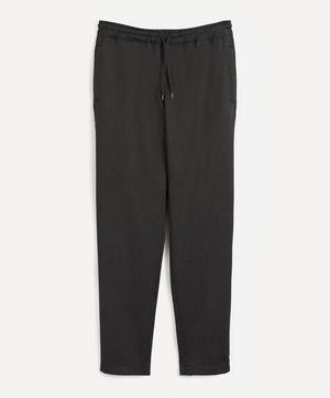Kaplan Wool Flannel Trousers