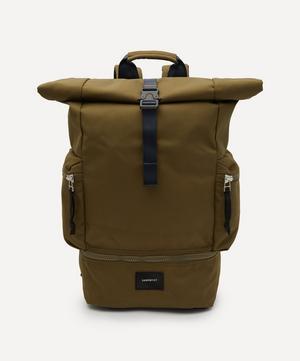 Verner Roll-Top Backpack