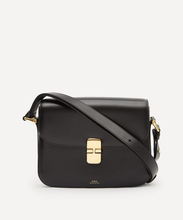 A.P.C. - Grace Leather Cross-Body Bag