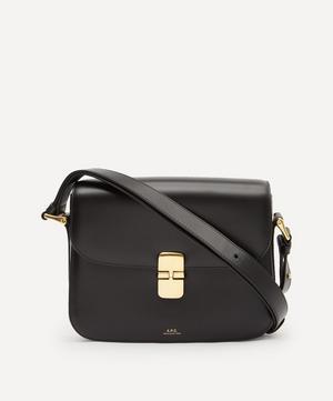 Grace Leather Cross-Body Bag
