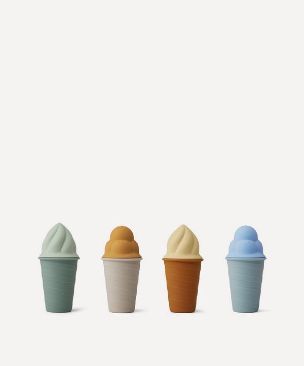 Liewood - Bay Ice Cream Toys Set of Four