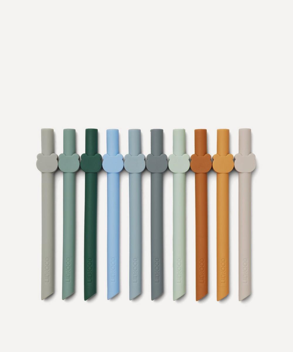 Liewood - Badu Straw Set of 10