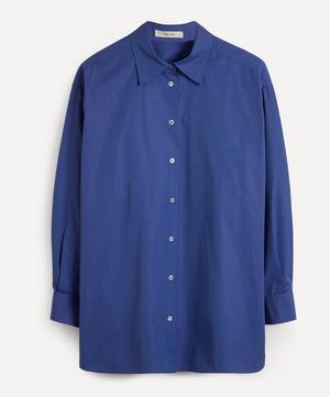 Gianluca Oversized Cotton Shirt