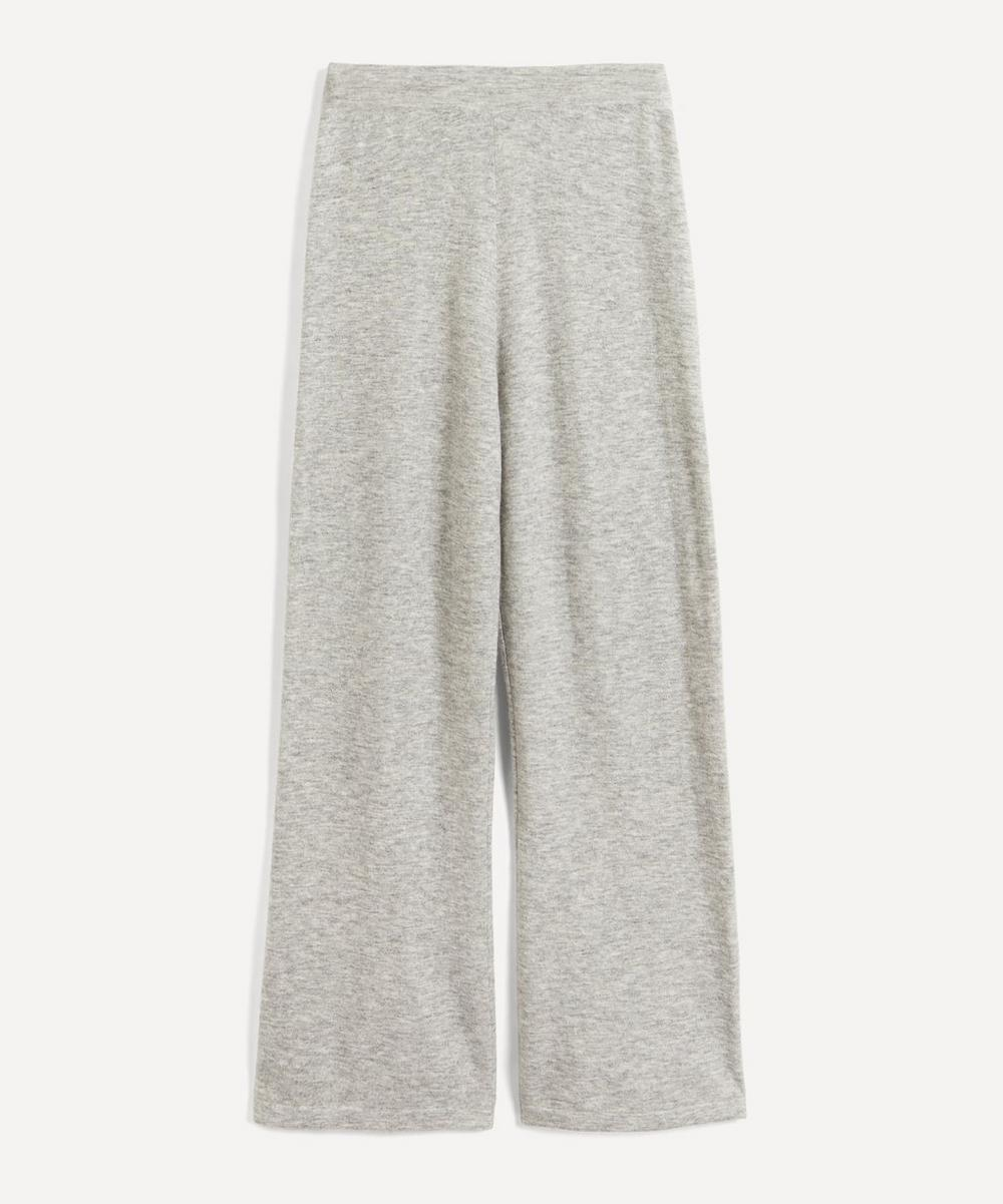 Joseph - Cashmere-Blend Wide-Leg Trousers
