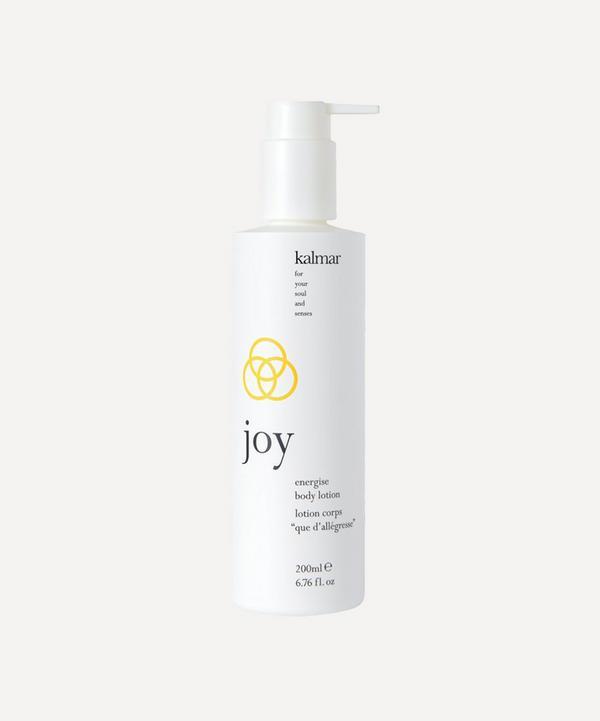 kalmar - Joy Energise Body Lotion 200ml
