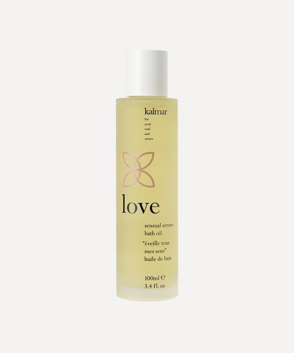 kalmar - Love Sensual Senses Bath Oil 100ml