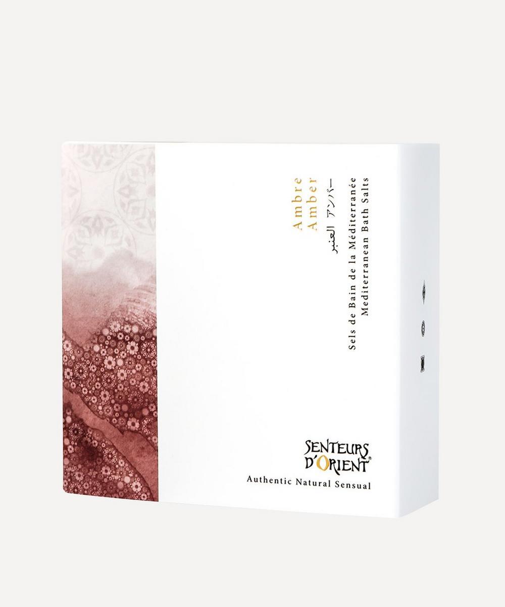 Senteurs d'Orient - Amber Bath Salts 315g
