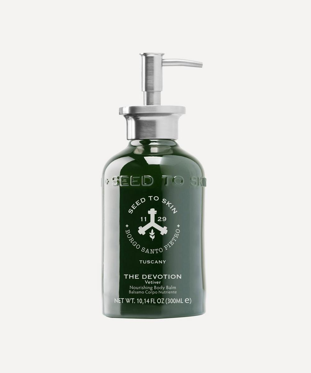 SEED TO SKIN - The Devotion Vetiver 300ml