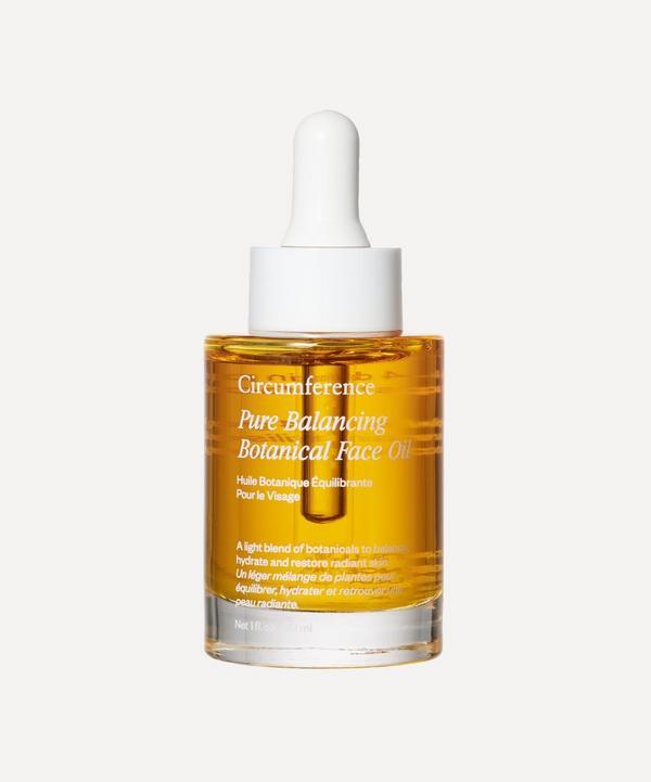 Circumference - Pure Balancing Botanical Face Oil 30ml