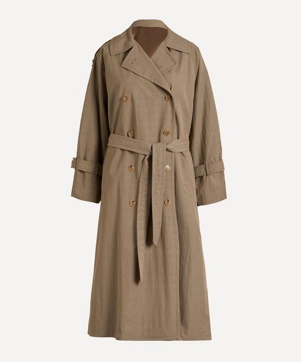 Totême - Techno Cotton Trench Coat