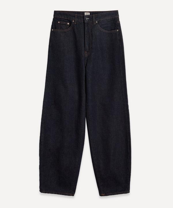 Totême - Barrel Leg Denim Jeans
