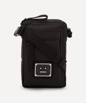 Logo Plaque Pocket Bag