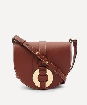 Darryl Leather Cross-Body Bag