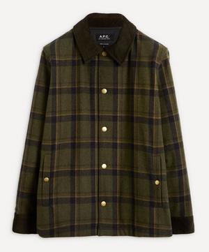 Alan Check Jacket