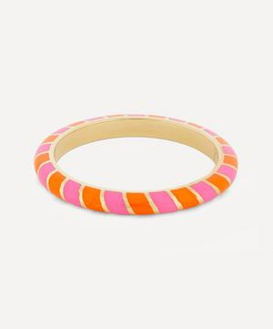Gold Memphis Slim Candy Band Ring