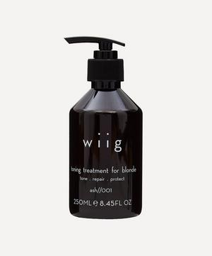 Toning Treatment for Blondes in 001 Ash 250ml