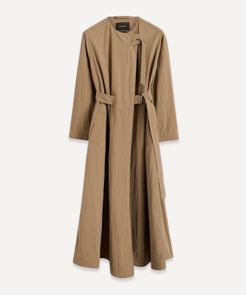 Isabel Marant - Coated Trench Coat