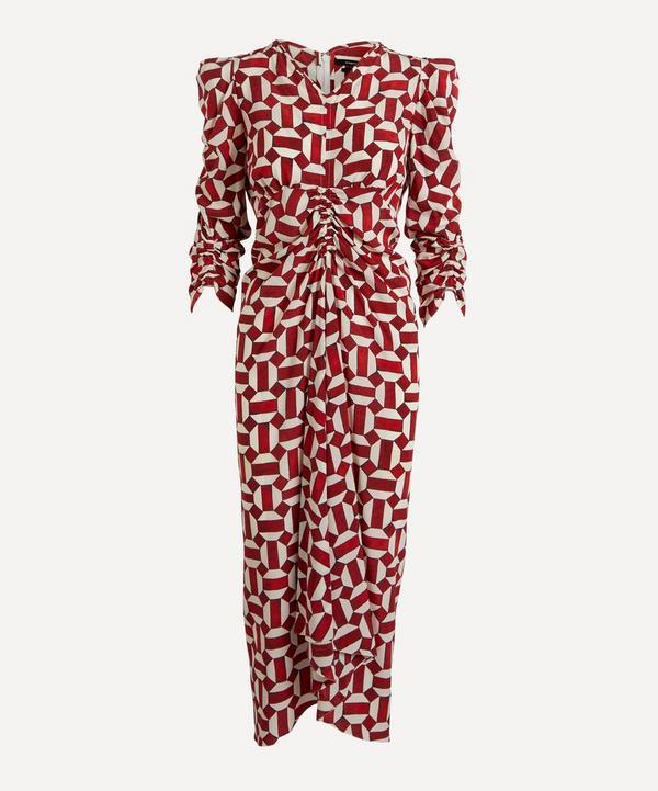 Isabel Marant - Albi Geo Print Dress