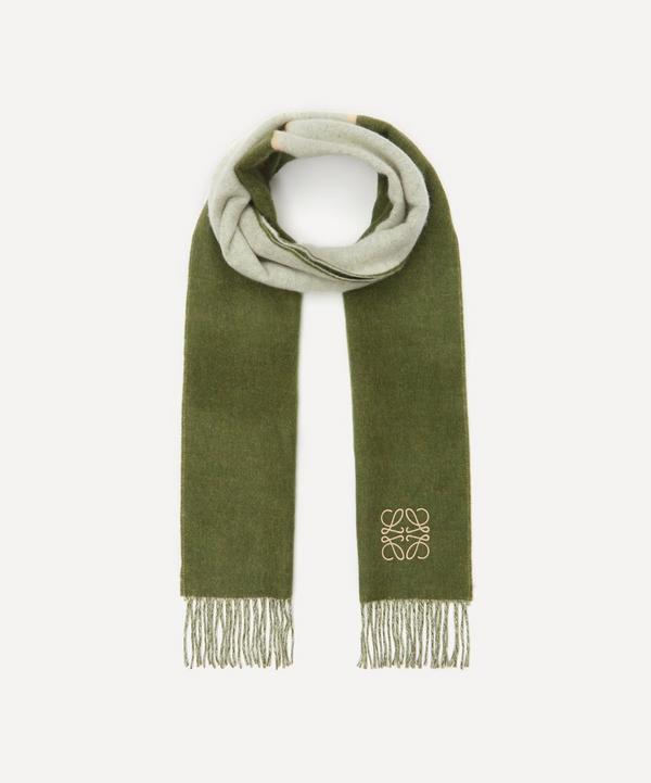 Loewe - Window Wool-Blend Scarf