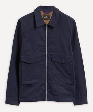 Large Pocket Jacket