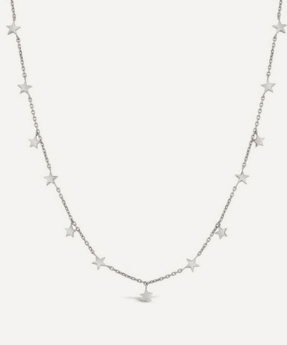 Dinny Hall - Sterling Silver Bijou Galaxy Star Pendant Necklace