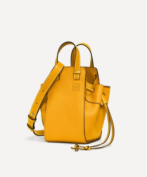 Loewe - Mini Hammock Drawstring Leather Bag