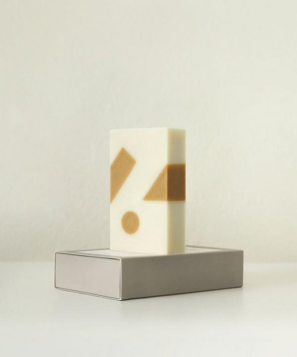 Dessein - Proposition N°5 Shea Butter + Yellow Clay + Green Tangerine Bar Soap 120g