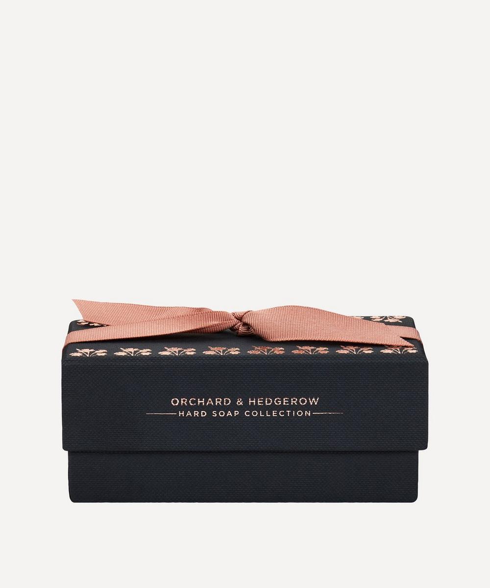 Noble Isle - Orchard & Hedgerow Luxury Soap Bars Gift Set