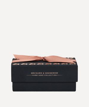 Orchard & Hedgerow Luxury Soap Bars Gift Set
