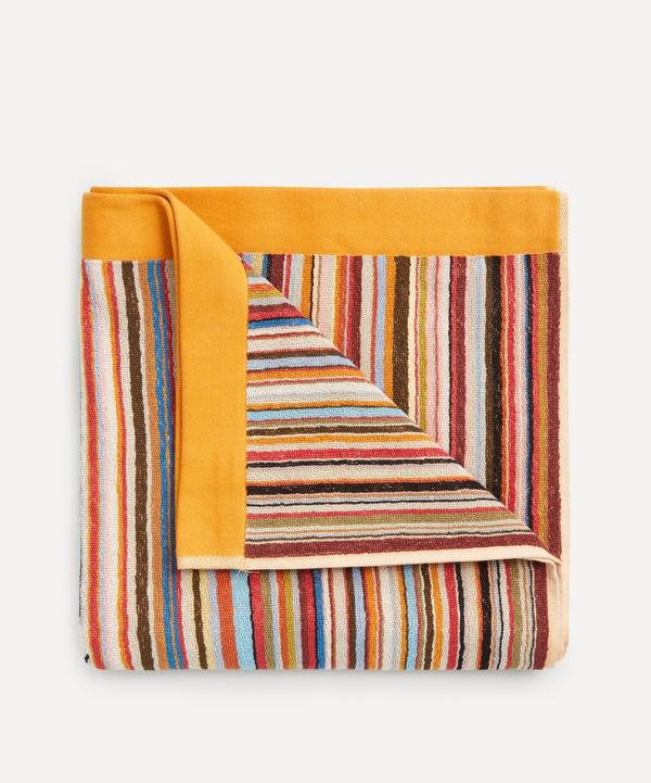 Paul Smith - Medium Stripe Towel