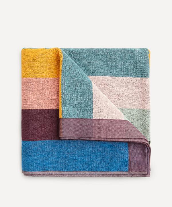 Paul Smith - Medium Artist Stripe Towel