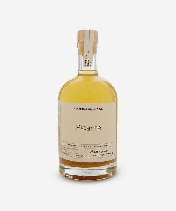 Lockdown Liquor & Co. - Picante Pre-Mixed Cocktail 500ml